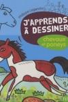 Philippe LEGENDRE - J'apprends à dessiner les chevaux