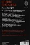Pierre LEMAITRE - Trilogie Verhoeven T.1 : TRAVAIL