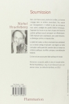 Michel HOUELLEBECQ - Soumission