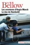 Saul BELLOW - les aventures d'Augie March / Le don de Humboldt