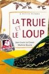 J.L. LE CRAVER - LA TRUIE ET LE LOUP