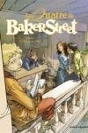 J.B. Djian - LES QUATRE DE BAKER STREET T.6
