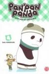 S. Horokura - PAN'PAN PANDA T.4