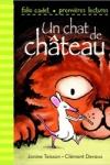 Jeanine TEISSON - Un chat de château