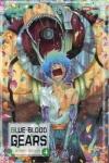 K. HANAO - Blue blood gears T.4