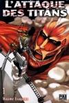 H. ISAYAMA - L'attaque des titans T.1