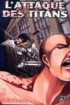 H. ISAYAMA - L'attaque des titans T.2