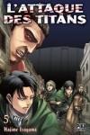 H. ISAYAMA - L'attaque des titans T.5