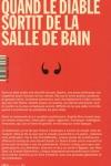 Sophie DIVRY - QUAND LE DIABLE SORTIT DE LA SALLE DE BAIN