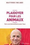 Mathieu RICARD - plaidoyer pour les animaux