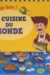 Camille BERTA - La cuisine du monde