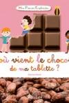 Karine HAREL - D'où vient le chocolat de ma tablette ?
