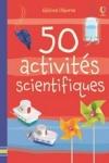 Georgina ANDREWS - 50 activités scientifiques
