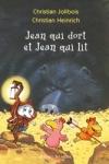 Christian JOLIBOIS - JEAN QUI DORT ET JEAN QUI LIT