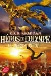Rick RIORDAN - LES HÉROS DE L'OLYMPE T.1