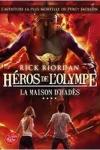 Rick RIORDAN</br>LES HÉROS DE L'OLYMPE T.4