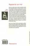 Serge JONCOUR</br>REPOSE-TOI SUR MOI