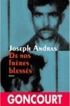 Joseph ANDRAS</br>DE NOS FRÈRES BLESSÉS