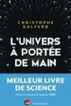 Christophe Galfard - L'UNIVERS À PORTÉE DE MAIN