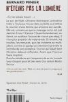 Bernard MINIER</br>N'ÉTEINS PAS LA LUMIÈRE (Série Servaz T.3)