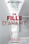 JP DELANEY</br>LA FILLE D'AVANT