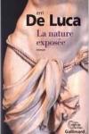 Erri DE LUCA</br>LA NATURE EXPOSÉE