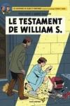 E.P. JACOBS, Y. SENTES (s) & A. JULLIARD (d) </br> BLAKE ET MORTIMER : LE TESTAMENT DE WILLIAM S.