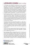 J.-D. Brierre & J. Vassal -<br>LEONARD COHEN PAR LUI-MÊME