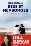Leïla Slimani-<br>SEXE ET MENSONGES, LA VIE SEXUELLE AU MAROC