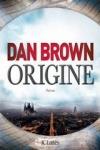 Dan BROWN</br>ORIGINE
