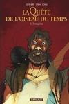 QUÊTE DE L'OISEAU DU TEMPS T.9 (La)</br> R. Loisel & S. Le Tendre (s) & D. Etien (d)