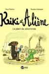 KIKI ET ALIÈNE T.3