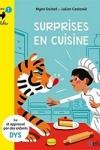 Mymi DOINET & Julien CATSANIÉ</br>SURPRISES EN CUISINE