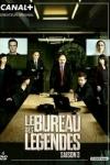 BUREAU DES LÉGENDES (Le) saisons 1-2-3 </br>(créée par :  Éric Rochant)