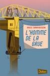 Éric SANVOISIN</br>L'HOMME DE LA GRUE