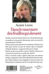 Agnès LEDIG</br>DANS LE MURMURE DES FEUILLES QUI DANSENT