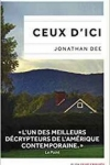 Jonathan DEE</br>CEUX D'ICI