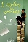 Anne IDOUX-THIVET</br>L'ATELIER DES SOUVENIRS