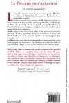 Robin HOBB</br>LE DESTIN DE L'ASSASSIN