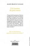 Agnès MARTIN-LUGAND</br>À LA LUMIÈRE DU PETIT MATIN