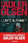 Jussi ADLER OLSEN</br>L'UNITÉ ALPHABET