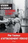 Vivian GORNICK<br>LA FEMME À PART
