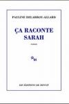 Pauline DELABROY-ALLARD<br>ÇA RACONTE SARAH