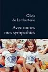 Olivia de LAMBERTERIE<br>AVEC TOUTES MES SYMPATHIES