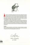 Jean-Luc Porquet -<br>CABU, UNE VIE DE DESSINATEUR