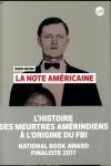 David Grann -<br>LA NOTE AMÉRICAINE