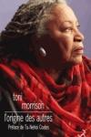 Toni Morrison -<br>L'ORIGINE DES AUTRES