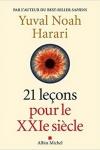 Tuval Noah Harari -<br>21 LEÇONS POUR LE XXIe SIÈCLE