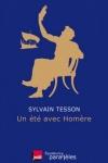 Sylvain Tesson -<br>UN ÉTÉ AVEC HOMÈRE