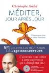 Christophe André -<br>MÉDITER, JOUR APRÈS JOUR